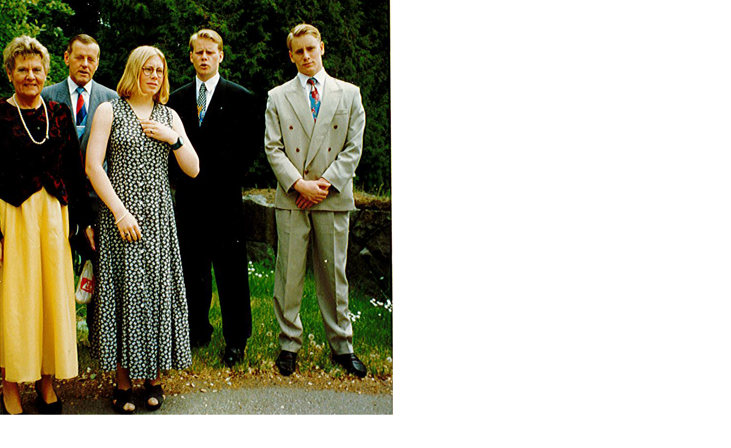 Familjen A